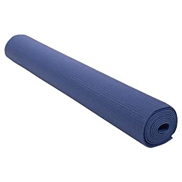 Yoga Travel Mat, Royal Blue, 24