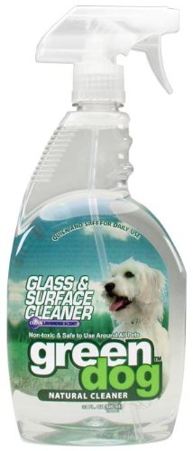 Green Dog Glass and Surface Cleaner (32 fl. oz.), My Pet Supplies