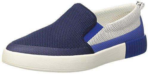 Bikkembergs Cosmos 2177, Sneaker Infilare Uomo Blu (Blue/White)