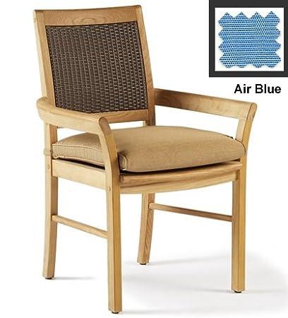Dining Chair Sunbrella Fabric Outdoor Cushion (Dining Chair Not Included)    Choose Any Sunbrella