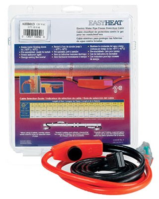 Easy Heat AHB-013 Cold Weather Valve and Pipe Heating Cable, - Held Ups Warehouse In