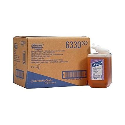 Recambio Jabón KIMCARE General Para Dispensador Aqua Ultra Kimberly Clark – 1L – 6330 – Código
