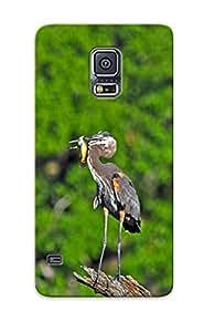 Baoile-5468-ivbabka Anti-scratch Case Cover Exultantor Protective Choice Catch Case For Galaxy S5