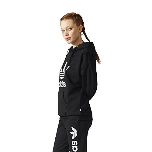 french felpa Black Adidas Terry Donna Oaqw8t4x