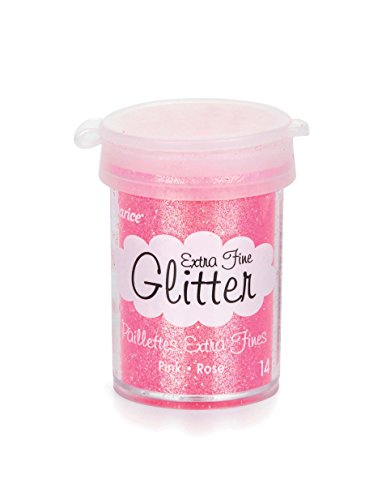Darice Extra Fine Glitter Neon