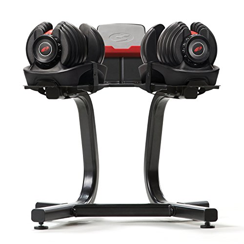 Bowflex SelectTech Dumbbell Stand with Media Rack by Bowflex (Image #4)