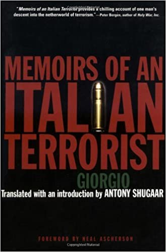 Book Memoirs of an Italian Terrorist by Giorgio (2003-01-21)