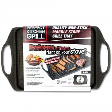 gas grill griddle plate - 9