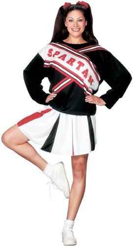 Licensed Saturday Nignt Live Spartan Cheerleader, Multi, STD. Size 4-14