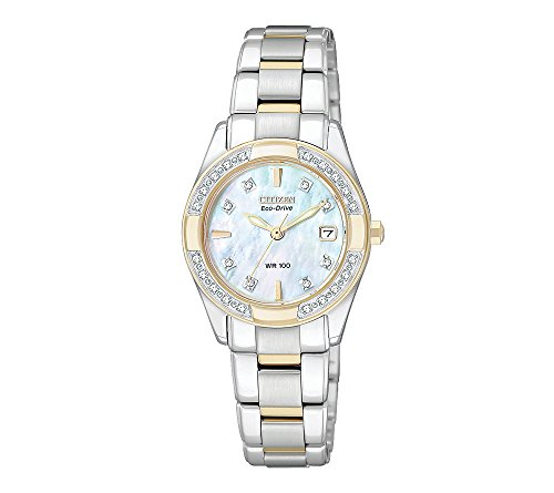 Citizen Women's Eco-Drive Two-Tone Regent Watch