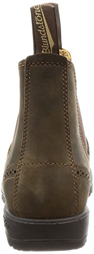 Brown Blundstone Boot Mens' Brogue Rustic Rustic Brown Leather 1471 tzqTzc1wS