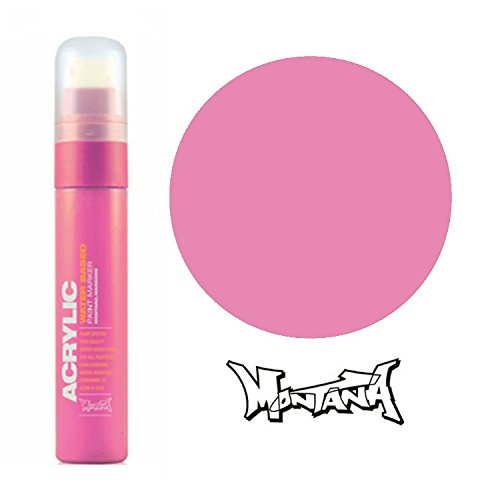 MacPhersons Montana Acrylic Paint Marker 15Mm Pink Light
