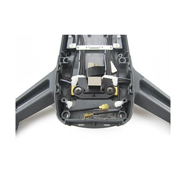 Rantow per DJI Spark Riparare la Parte di Ricambio degli Accessori di Ricambio Corpo Coperture Cofano a Conchiglia fuco Cornice Centrale 3 spesavip