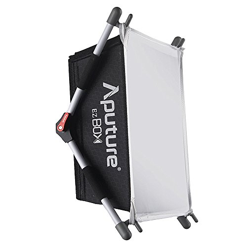 Aputure EZ BOX Studio Diffuser Cloth Softbox Kit Portable Photography with Carrying Bag for Amaran AL-528 & HR-672 S/ W/ C LED Video Light by Aputure