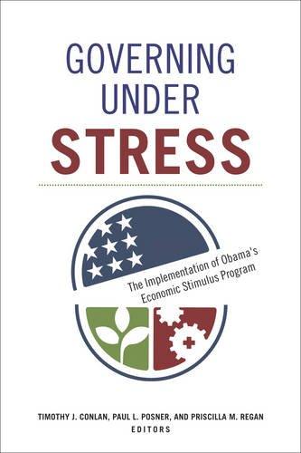 Governing under Stress: The Implementation of Obama's Economic Stimulus Program (Public Management and Change)