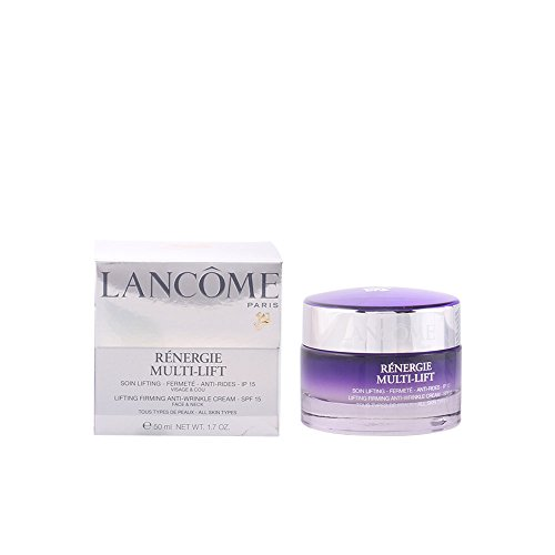Lancome Renergie Lifting Firming Anti-Wrinkle Cream for All Skin Types SPF 15 for Unisex, 1.7 Ounce ()