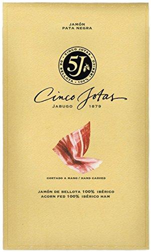Jamon de Jabugo, 80g 'Cinco Jotas'