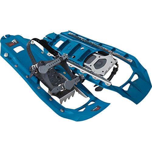 Msr Evo Trail 22 Inch Hiking Snowshoes Dark Teal