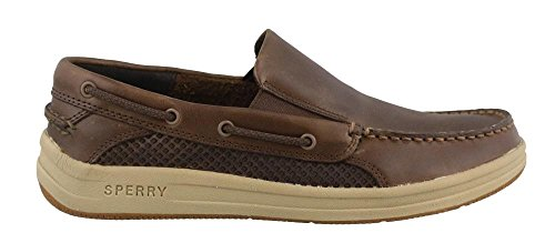 Men's Sperry, Gamefish Slip On Shoes Brown 8.5 W