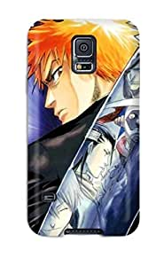 Shock-dirt Proof Bleach Animation Case Cover For Galaxy S5