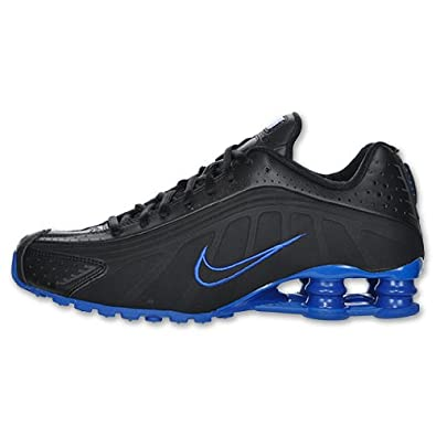 newest collection be31d c3ffd shopping nike shox r4 mens running shoes 104265 074 black black varsity  50241 7a182