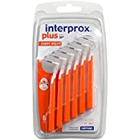 Interprox plus Cepillos interdentales naranja super micro 3