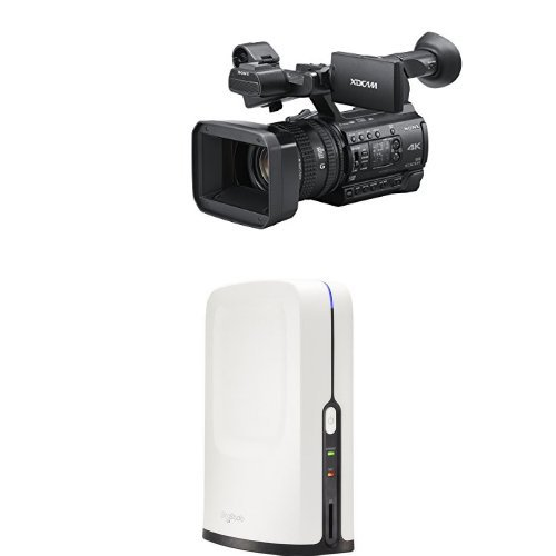 Sony PXW-Z150 Camcorder with HD Video Switcher for Multi-Camera Production, and Live Streaming