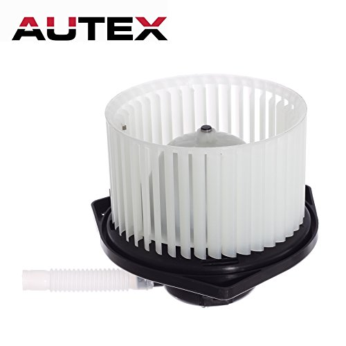 Mitsubishi Motors Outlander (AUTEX HVAC Blower Motor Assembly 700239 7802A017 7802A217 Replacement for 2007 Mitsubishi Outlander 2008 2009 2010 2011 2012 2013 2014 2015 Mitsubishi Lancer 2007 2008 2009 2010 Mitsubishi Outlander)