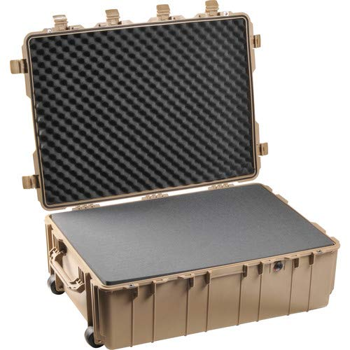 1730 Transport Case with Foam (Desert Tan) [並行輸入品] B07MGCTFNK
