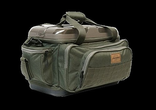 Water Saltwater Green Series (Plano 473700 A-Series 3700 Quick Top Bag, Green)
