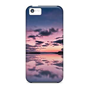 Special Design Back Pastel Sky Phone Cases Covers For Iphone 5c