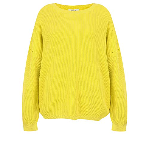 Mujer Yellow Jerséi Warm Clothing Sandwich Para Fxw0gZqt1