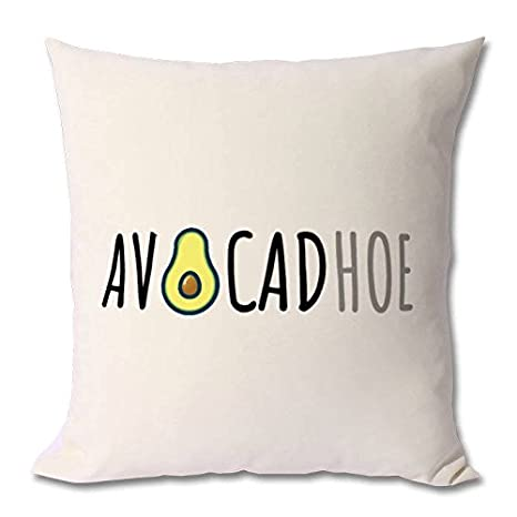 Amazon.com: Divertido regalo de aguacate aguacate funda de ...