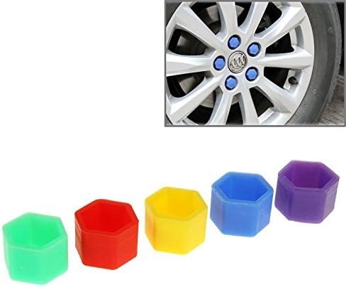 Tapón válvula neumático coche tornillo Buje Rueda 20 Pcs 19 mm tamaño: 2.5 x 2.3 x 1.7 cm): Amazon.es: Coche y moto