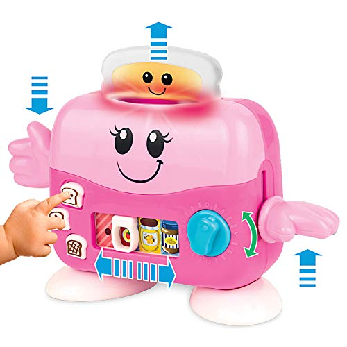 Pretend Play Toaster - Musical Pop-up