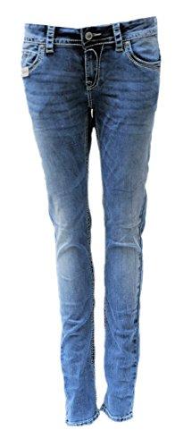 Blue Jeans Monkey Mujer Para Vaqueros Skinny n64a041qH
