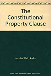 The Constitutional Property Clause
