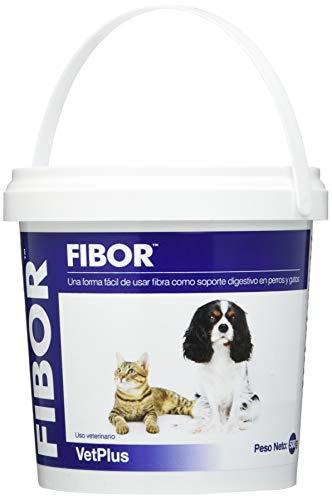 VetPlus Fibor – Suplemento Alimenticio para Digestión, 500 g