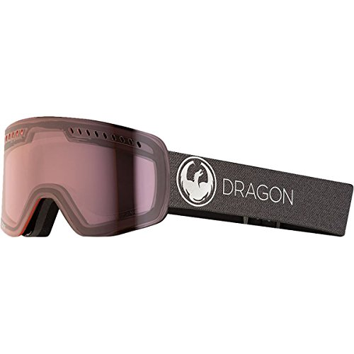 Dragon NFXs Goggle - Photochromic Echo/Transitions Light Rose, One - Nfx Dragon