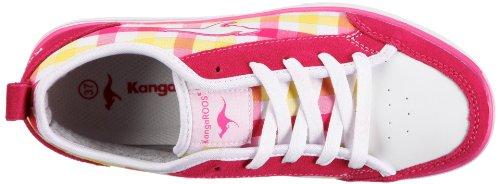Kangaroos - Ilona, Scarpe Da Ginnastica da Donna, Rosa(Pink/multi), 40