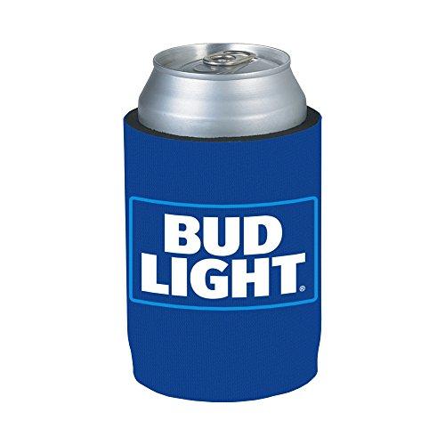 Officially Licensed Bud Light Can Holder Neoprene Beer Huggie Cooler Sleeve (1) ()