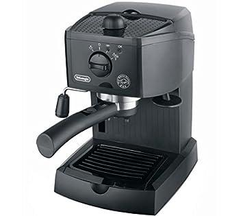 DeLonghi EC 150, Negro, 1100 W, 50/60 Hz, 230/240 V, 190 x 240 x 290 mm, 3000 g - Máquina de café