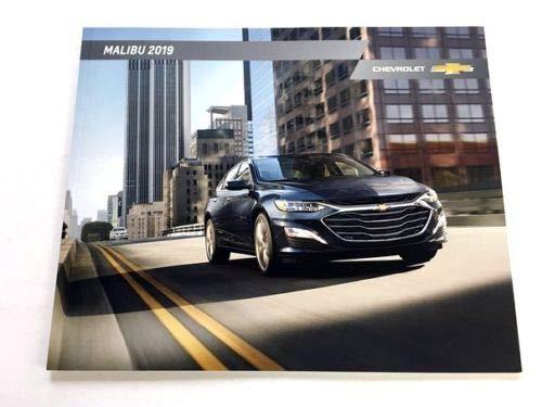 - 2019 Chevrolet Malibu 30-page Original Car Sales Brochure Catalog - Hybrid RS