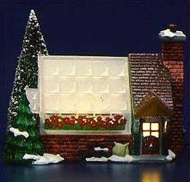 - Dept 56 Original Snow Village Greenhouse 5402-0 Retired