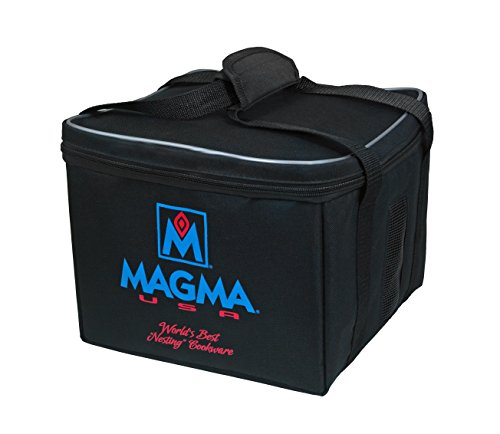 "Magma Padded""Nesting"" Cookware Storage/Carry Case"