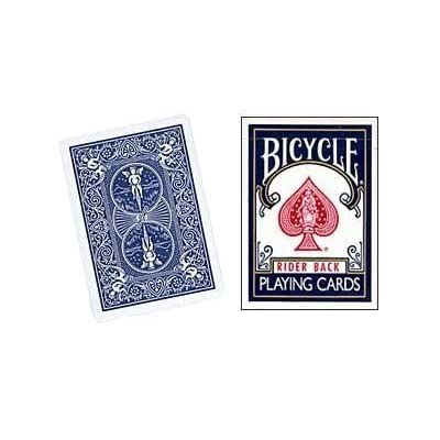 US Playing Card Co. Bicycle Box Empty (Blue): Toys & Games