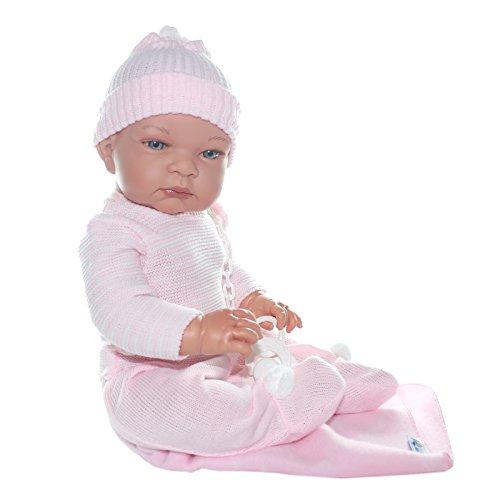 Magic Baby Muñeca Jenny Vestida De Pijama Largo Color