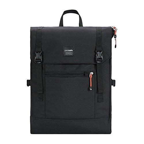 50 Daypack Grey Venturesafe Black 25 100 Tweed Black liters Anti 25L Travel cm Theft GII Pack 112 PacSafe Casual 8xwBfzgqz