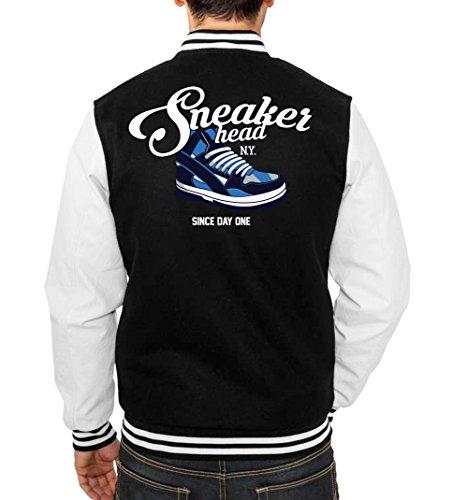 Sneaker Head College Vest Black Certified Freak