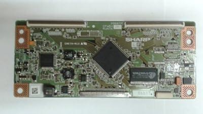 Sanyo Dp32648 T-con Board Runtk3968tpzb